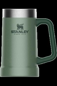 Пивная кружка STANLEY Adventure 0,7L Зеленая (10-02874-033) - купить (заказать), узнать цену - Охотничий супермаркет Стрелец г. Екатеринбург