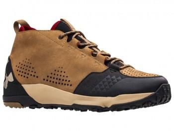 Обувь спортивная Under Armour Burnt River Leather 1276370-257 - купить (заказать), узнать цену - Охотничий супермаркет Стрелец г. Екатеринбург