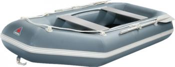 Лодка надувная YUKONA 260 GT без настила серая - купить (заказать), узнать цену - Охотничий супермаркет Стрелец г. Екатеринбург