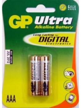 Э/п GP Ultra 24A LR03/286 BL2 - купить (заказать), узнать цену - Охотничий супермаркет Стрелец г. Екатеринбург