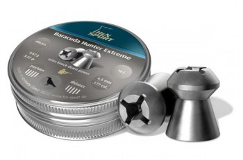 """Пуля пневм. """"H&N Baracuda Hunter"""", 5,50 мм., (200 шт.) - купить (заказать), узнать цену - Охотничий супермаркет Стрелец г. Екатеринбург"""