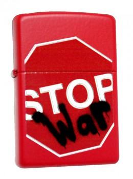 Зажигалка Zippo 28140 Stop War - купить (заказать), узнать цену - Охотничий супермаркет Стрелец г. Екатеринбург