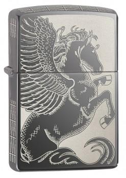 Зажигалка Zippo Pegasus 28802 - купить (заказать), узнать цену - Охотничий супермаркет Стрелец г. Екатеринбург