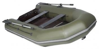 Лодка Лоцман М-290 ЖС зеленая - купить (заказать), узнать цену - Охотничий супермаркет Стрелец г. Екатеринбург