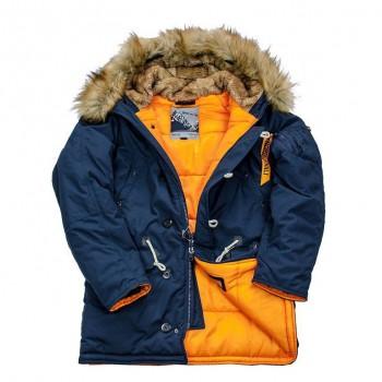 Куртка OXFORD 2.0 COMPASS  REP.BLUE/ORANGE - купить (заказать), узнать цену - Охотничий супермаркет Стрелец г. Екатеринбург