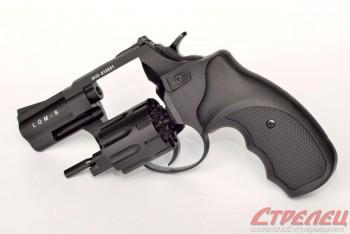 Револьвер сигнальный Taurus LOM-S к.5,6х16 черный - купить (заказать), узнать цену - Охотничий супермаркет Стрелец г. Екатеринбург