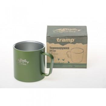 Термокружка Tramp  TRC-098 (оливковый, 375мл) - купить (заказать), узнать цену - Охотничий супермаркет Стрелец г. Екатеринбург