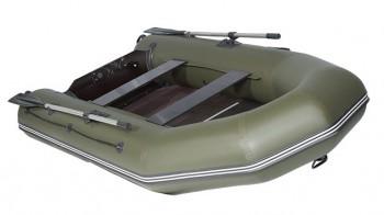 Лодка Лоцман М-300 ЖС (киль+слань) зеленая - купить (заказать), узнать цену - Охотничий супермаркет Стрелец г. Екатеринбург