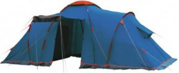 Палатка Sol  Castle 4 (синий) - купить (заказать), узнать цену - Охотничий супермаркет Стрелец г. Екатеринбург