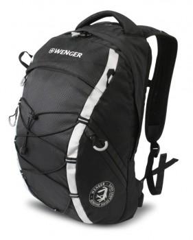 Рюкзак WENGER цвет черный/серебро - купить (заказать), узнать цену - Охотничий супермаркет Стрелец г. Екатеринбург