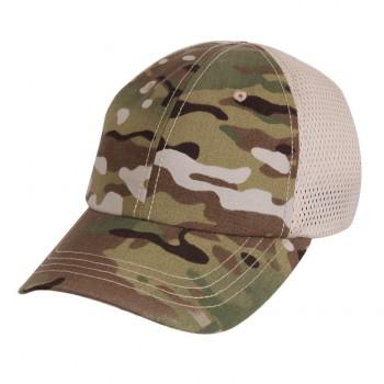 Кепка Mesh Back Tactical - Multicam код Rothco 99554 - купить (заказать), узнать цену - Охотничий супермаркет Стрелец г. Екатеринбург
