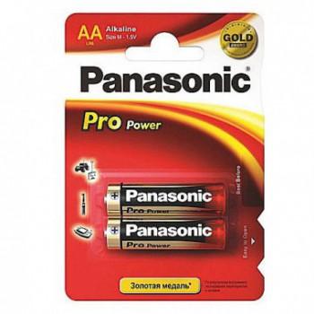 Э/п Panasonic Pro Power LR06/316 BL2 - купить (заказать), узнать цену - Охотничий супермаркет Стрелец г. Екатеринбург