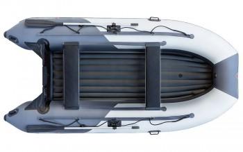 Лодка надувная YUKONA 380 НДНД-U combi - купить (заказать), узнать цену - Охотничий супермаркет Стрелец г. Екатеринбург