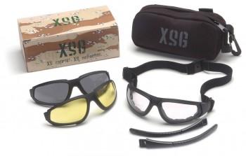 Очки баллистические тактические Pyramex XSG-KIT GB4010KIT Anti-fog 3 сменные лин - купить (заказать), узнать цену - Охотничий супермаркет Стрелец г. Екатеринбург