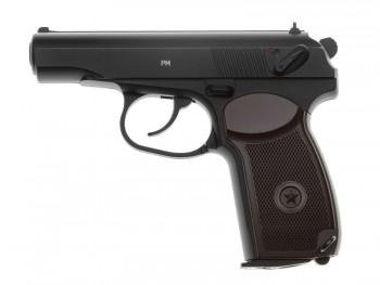 Пистолет пневматический Gletcher PM - купить (заказать), узнать цену - Охотничий супермаркет Стрелец г. Екатеринбург