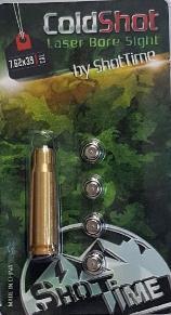 Лазерный патрон ShotTime ColdShot калибр 7.62X39 - купить (заказать), узнать цену - Охотничий супермаркет Стрелец г. Екатеринбург