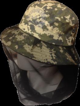 Панама NordKapp JAHTI PIXEL 4*1 with net  65% полиэстер, 35% хлопок. арт.344 - купить (заказать), узнать цену - Охотничий супермаркет Стрелец г. Екатеринбург
