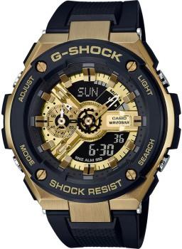 Часы CASIO GST-400G-1A9 - купить (заказать), узнать цену - Охотничий супермаркет Стрелец г. Екатеринбург