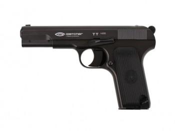 Пистолет пневматический Gletcher TT NBB - купить (заказать), узнать цену - Охотничий супермаркет Стрелец г. Екатеринбург