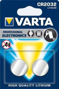 Э/п Varta 6032.101.402 CR2032 BL2 - купить (заказать), узнать цену - Охотничий супермаркет Стрелец г. Екатеринбург