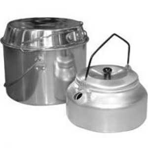 Чайник походный алюминиевый 2,6л Camp -S5 - купить (заказать), узнать цену - Охотничий супермаркет Стрелец г. Екатеринбург