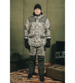 Костюм зимний Беркут 423-009  (Алова премиум) - купить (заказать), узнать цену - Охотничий супермаркет Стрелец г. Екатеринбург