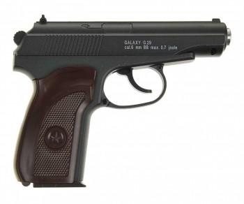 Пистолет софтэйр GALAXY G.29 пружинный, к.6мм - купить (заказать), узнать цену - Охотничий супермаркет Стрелец г. Екатеринбург
