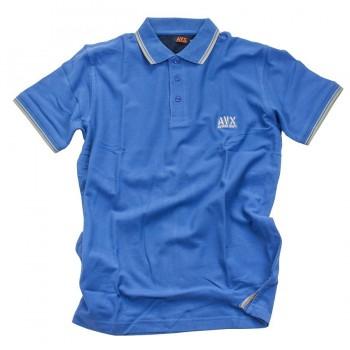 Поло АХ0018 BLUE (голубой) - купить (заказать), узнать цену - Охотничий супермаркет Стрелец г. Екатеринбург