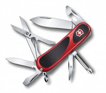 Нож Victorinox EvoGrip 16 2.4903.C - купить (заказать), узнать цену - Охотничий супермаркет Стрелец г. Екатеринбург