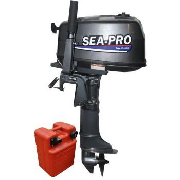 Мотор Sea Pro T5S без бака №L0300344 - купить (заказать), узнать цену - Охотничий супермаркет Стрелец г. Екатеринбург