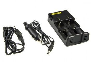 Зарядное устройство NEW I2 18650/16340 Intellicharge V2 (2016) - купить (заказать), узнать цену - Охотничий супермаркет Стрелец г. Екатеринбург
