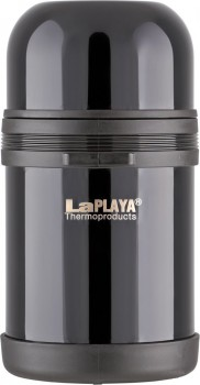 Термос LaPlaya Traditional black  0,8л стальной - купить (заказать), узнать цену - Охотничий супермаркет Стрелец г. Екатеринбург
