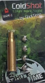 Лазерный патрон ShotTime ColdShot калибр 7.62X54R - купить (заказать), узнать цену - Охотничий супермаркет Стрелец г. Екатеринбург