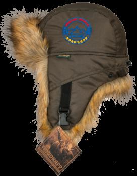 Шапка-ушанка NordKapp Malselv Frozen World Fox khaki арт.: 545 Цвет: хаки. - купить (заказать), узнать цену - Охотничий супермаркет Стрелец г. Екатеринбург