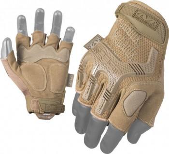Перчатки M-Pact Fingerless Coyote код Mechanix MFL-72 - купить (заказать), узнать цену - Охотничий супермаркет Стрелец г. Екатеринбург