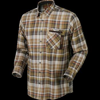 Рубашка Harkila Newton L/S Tapenade check - купить (заказать), узнать цену - Охотничий супермаркет Стрелец г. Екатеринбург
