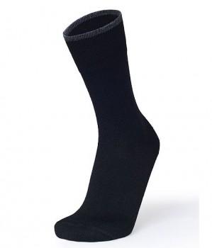 Носки мужские NORVEG Dry Feet цвет черный с серой полосой, - купить (заказать), узнать цену - Охотничий супермаркет Стрелец г. Екатеринбург