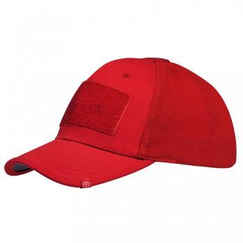 Кепка Pentagon Raptor BB Twill/Mesh Red - купить (заказать), узнать цену - Охотничий супермаркет Стрелец г. Екатеринбург