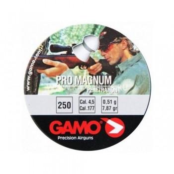 """Пуля пневм. """"Gamo Pro-Magnum"""", кал. 4,5 мм. (250 шт.) - купить (заказать), узнать цену - Охотничий супермаркет Стрелец г. Екатеринбург"""