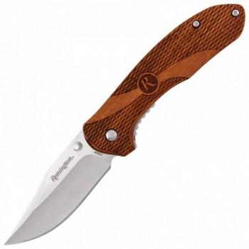 Нож R40001 Liner Lock Large Wood Handle  -складной 420J2, рукоять дерево - купить (заказать), узнать цену - Охотничий супермаркет Стрелец г. Екатеринбург