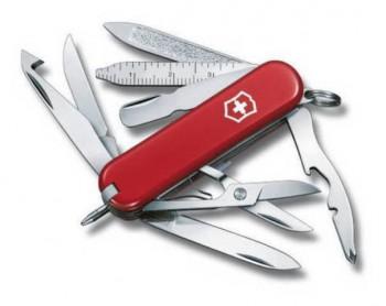 Нож Victorinox MiniChamp 0.6385 -брелок - купить (заказать), узнать цену - Охотничий супермаркет Стрелец г. Екатеринбург
