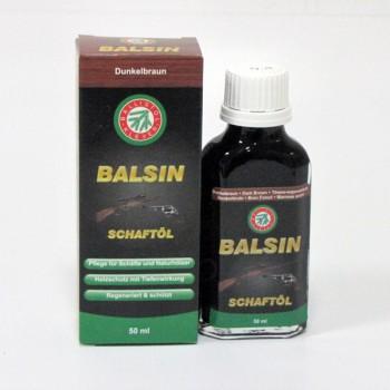 Средство для обработки дерева Ballistol Balsin Schaftol 50мл (коричневое) - купить (заказать), узнать цену - Охотничий супермаркет Стрелец г. Екатеринбург