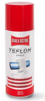 Смазка тефлоновая Ballistol PTFE-Spray (Teflon) 200мл - купить (заказать), узнать цену - Охотничий супермаркет Стрелец г. Екатеринбург