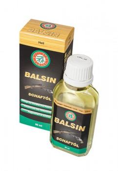 Средство для обработки дерева Klever-Ballistol Balsin Schaftol 50мл - купить (заказать), узнать цену - Охотничий супермаркет Стрелец г. Екатеринбург