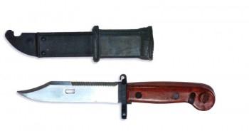 Штык-нож сувенирный (6х3), переходный вариант с АКМ на АК-74 - купить (заказать), узнать цену - Охотничий супермаркет Стрелец г. Екатеринбург