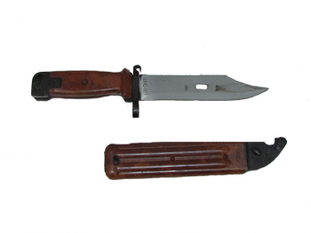 Штык-нож сувенирный (6х4) Коричневый карболит - купить (заказать), узнать цену - Охотничий супермаркет Стрелец г. Екатеринбург