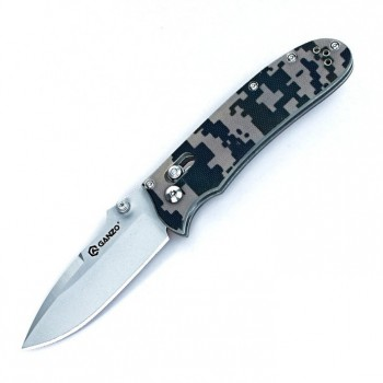 Нож складной туристический Ganzo G704-CA - купить (заказать), узнать цену - Охотничий супермаркет Стрелец г. Екатеринбург
