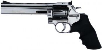 Рвольвер певматический ASG Dan Wesson 715-6 silver 4,5 мм - купить (заказать), узнать цену - Охотничий супермаркет Стрелец г. Екатеринбург