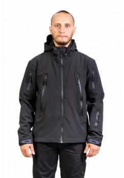 Куртка  Софт-шелл с влагозащитной молнией. 742-003 - купить (заказать), узнать цену - Охотничий супермаркет Стрелец г. Екатеринбург