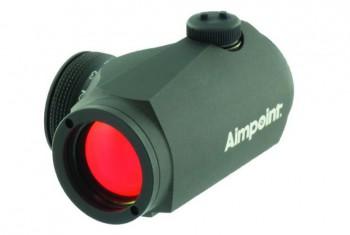 Прицел Aimpoint Micro H-1 без крепления (2MOA) коллиматорный (200026) - купить (заказать), узнать цену - Охотничий супермаркет Стрелец г. Екатеринбург